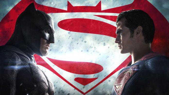 Batman v Superman Warner Bros Official