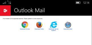 Email blocked MSPoweruser