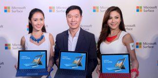Horace Chow Microsoft