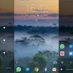 Next Launcher Screenshots Own