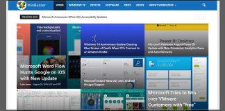 OneNote Web Clipper Test WinBuzzer Own