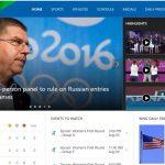 Rio Games Bing Official