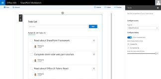 SharePoint Framework Workbench Microsoft Official