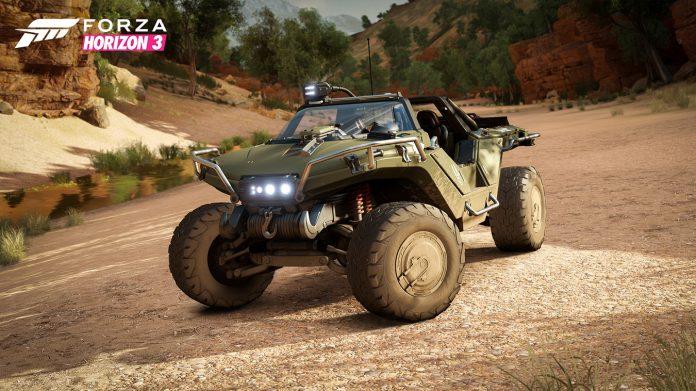 Warthog Forza Horizon  Official