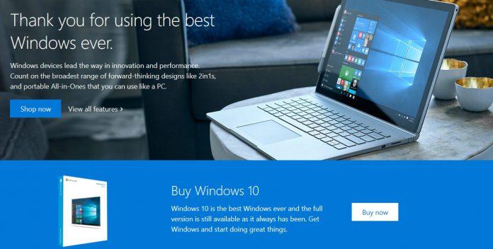 Windows  Free Uodate Close Microsoft Official