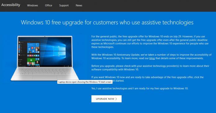 Windows  Upgrade Loophole Microsoft Official