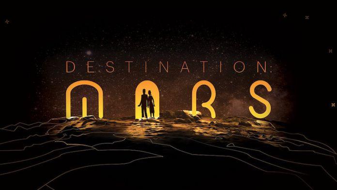 Destination Mars Kennedy Space Center Official