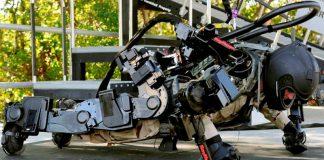 Guardian Exoskeleton Sarcos Official
