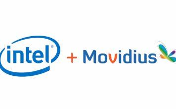 Intel Movidus Acquisition Official