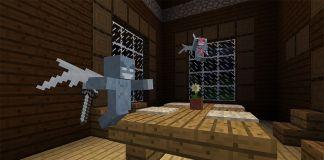 Minecraft Exploration Update Illagers