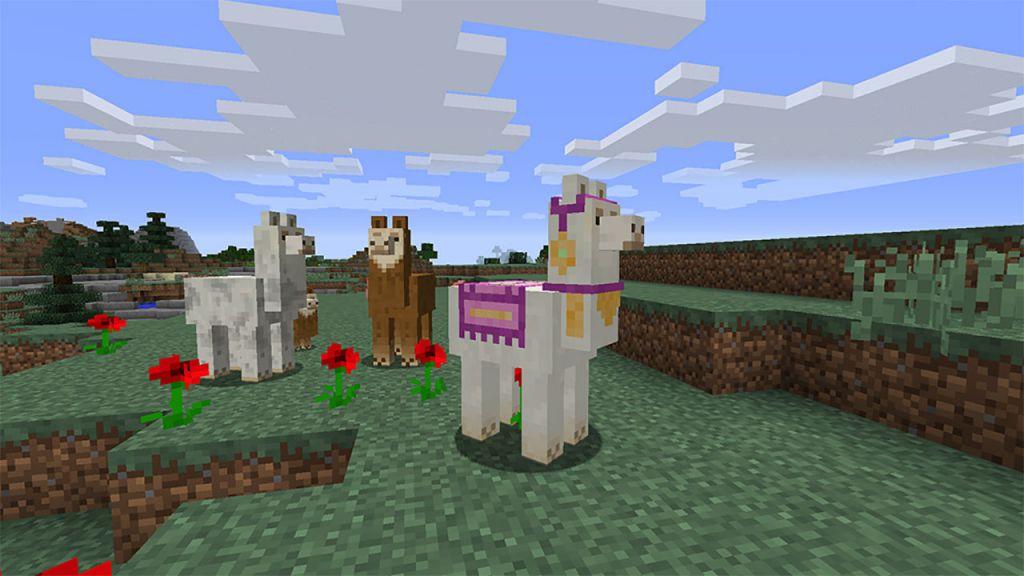 minecraft-exploration-update-llamas