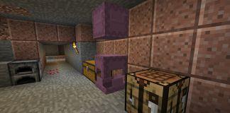 Minecraft Exploration Update Shulker Chest