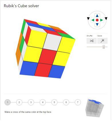 Rubiks Cube Bing