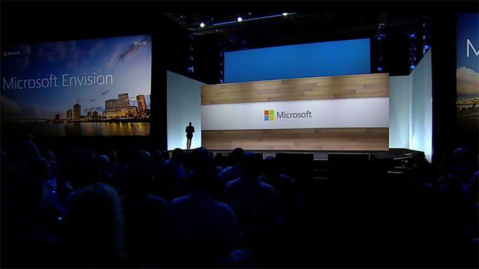 Envision Video Screenshot Microsoft