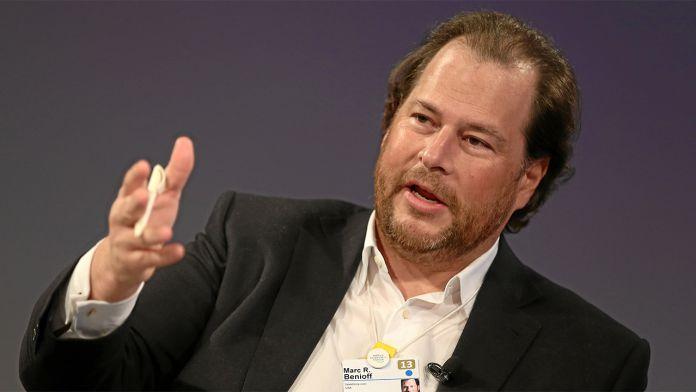 Marc Benioff Wikimedia