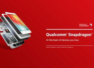 Qualcomm website screenshot