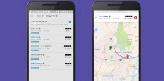 Trip Tracker Microsoft