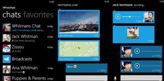 WhatsApp Windows Phone Official Windows Store