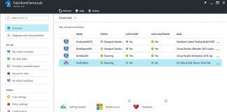 Azure Dev test ARM update Microsoft