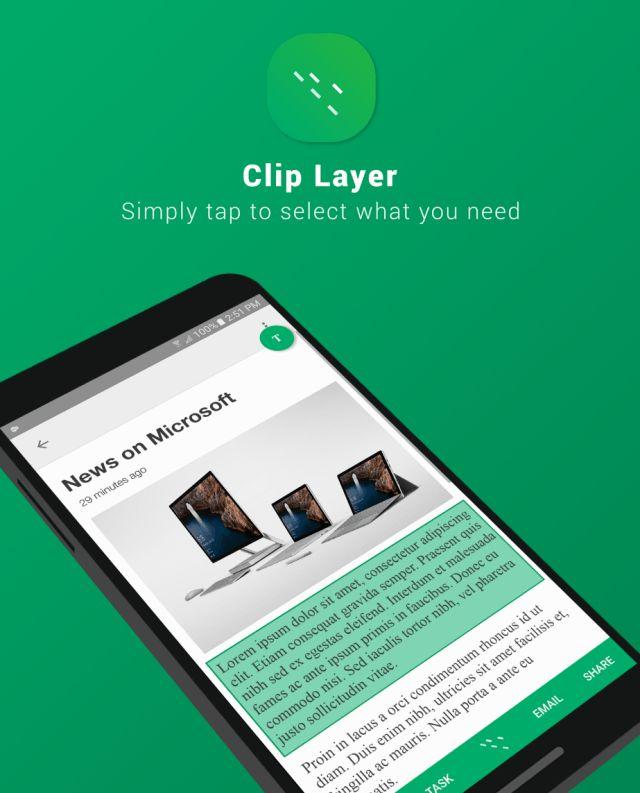 Clip Layer Image credit: Microsoft