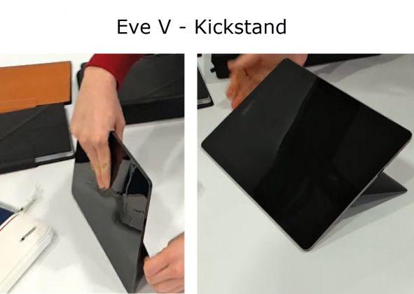 Eve Tech Eve V Kickstand