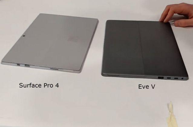 Eve V vs