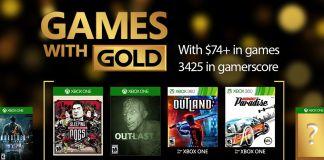 Games for Gold December Microsoft