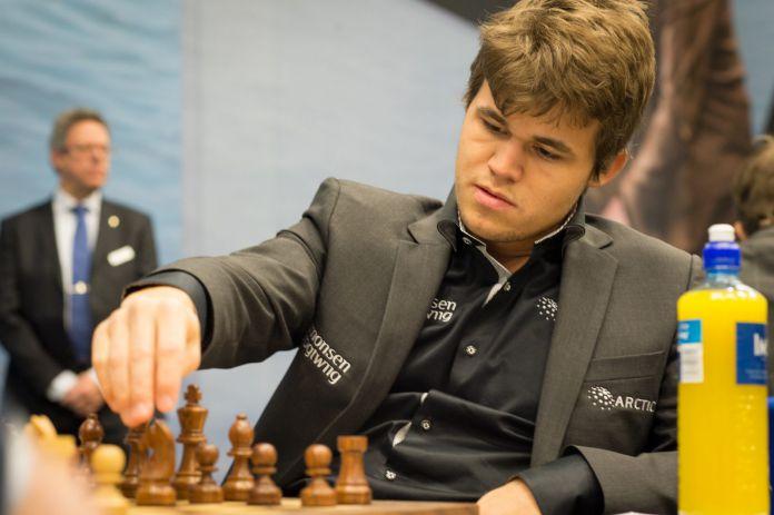 Magnus Carlsen Wikipedia Commons e