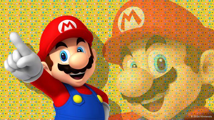 Mario Nintendo Official