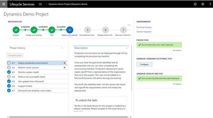Microsoft Dynamics  Operations Demi Microsoft Official