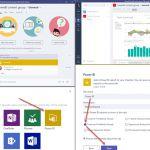 Microsoft Teams Power BI Groups Microsoft Official Collage WinBuzzer