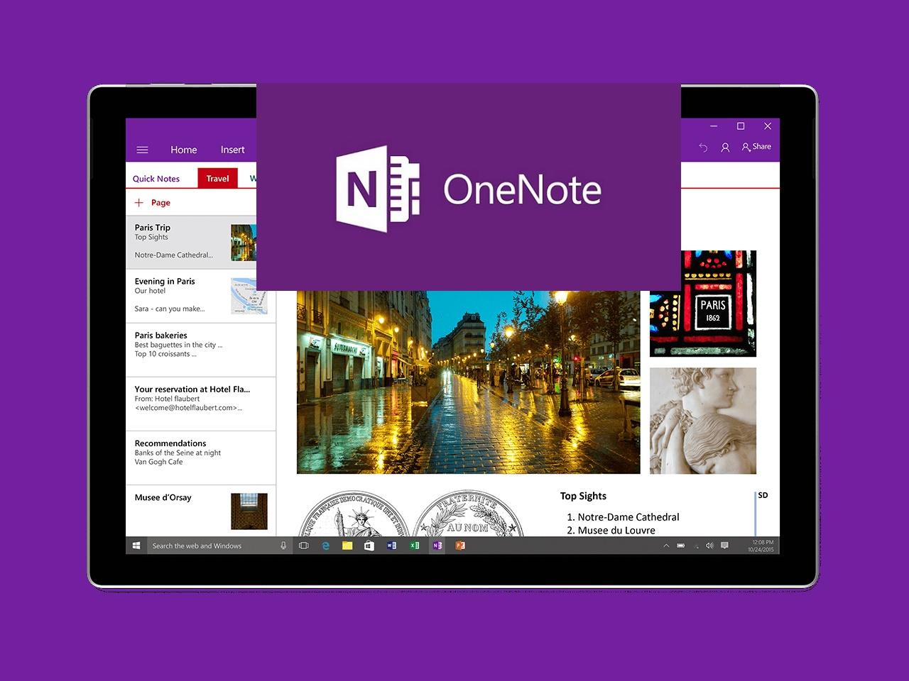 Microsoft Announces Learn OneNote Conference - WinBuzzer Onenote