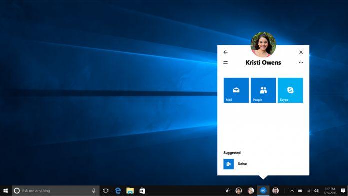 Skype Creators Update Microsoft