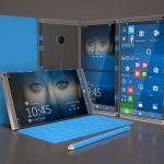 Surface phone render Bartlomiej Tarnowski