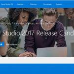 Visual Studio  Screenshot Microsoft