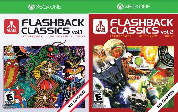 atari flashbackbox one atgames