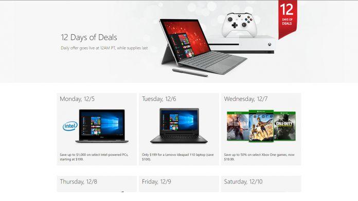Days of Deals screenshot own