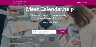 Calendar Help Home Microsoft