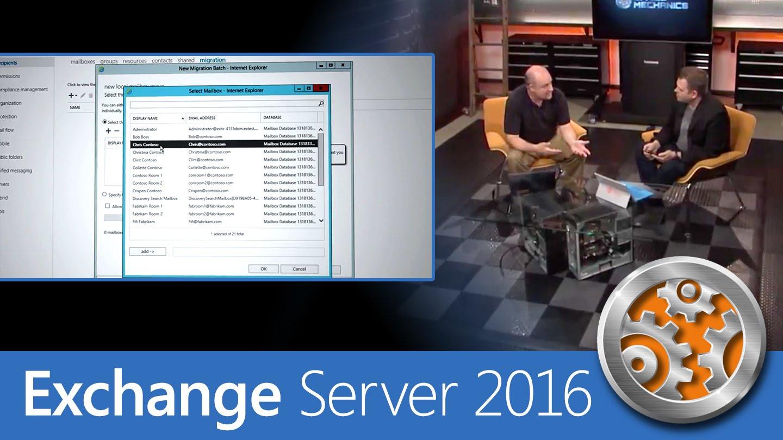 Microsoft Updates Exchange Server 2016 and Legacy Versions - WinBuzzer