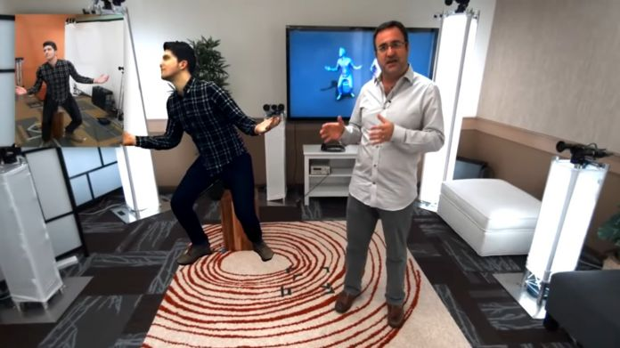 Holoportation Demo Microsoft
