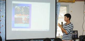 Human trafficking class microsoft thailand