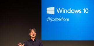 Joe Belfiore official Microsoft