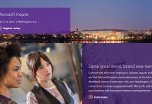 Microsoft Inspire Home Official