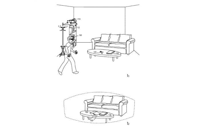 Object Tracking Patent Microsoft