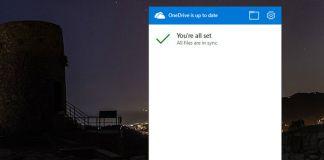 OneDrive flyout digital trends