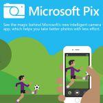 Pix Camera Infographic Microsoft