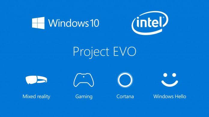 Project Evo Microsoft