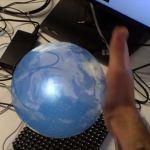 Ultrahaptics Test Immersion Screenshot