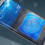 Finger print scanner Synaptics