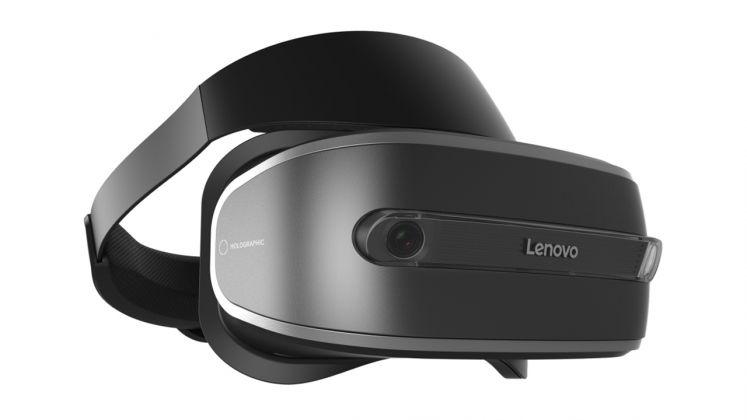 Lenovo holographic headset